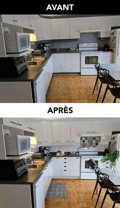 Métamorphose d'une cuisine