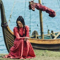 Doesn't she look innocent? #Vikings