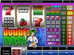 Novo online grátis Jogo caça-níqueis Double Dose - http://freeslots77.com/pt/double-dose/ - http://freeslots77.com/pt