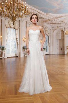 Lillian West 6349 - Salon White