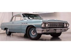 Inspiration: 1963 Buick LeSabre 2 Dr. Sedan w/dual-quad 401 Nailhead.  Phantom Buick Super Stocker?