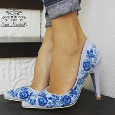 shoes by Anna Marchuk