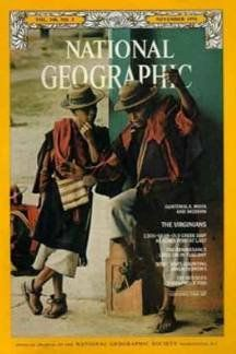 National Geographic Magazine, November 1974, « Library User Group