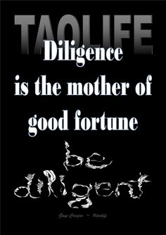 diligence poster - Google Search