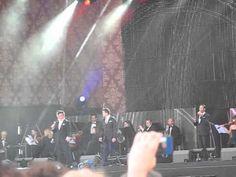 IL DIVO - Adagio (2013-06-20) - YouTube