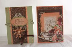kaisercrft lady rose paper pad and collectables, stampin up blossom party die