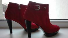 Peeps, Peep Toe, Boots, Fashion, Crotch Boots, Moda, Fashion Styles, Shoe Boot, Fashion Illustrations