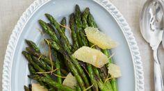 Skillet Asparagus with Grapefruit | Recipes - PureWow