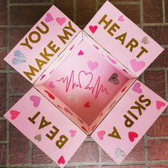 Diy gifts valentines day for him care packages 40 Ideas for 2019 - DIY Gifts Wedding Ideen Valentines Day Care Package, Valentine Day Boxes, Cute Valentines Day Gifts, Valentines Gifts For Boyfriend, Boyfriend Gifts, Valentines Surprise For Him, Surprise Boyfriend, Kids Valentines, Diy Gifts Valentine's Day