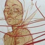 New Laser Etchings by Jason Thielke