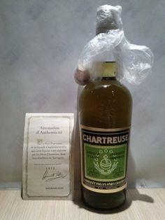 Chartreuse Tarragone Verte 1972