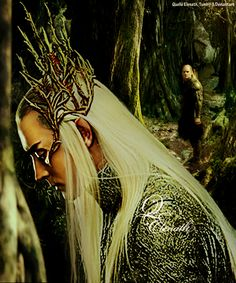 On 21 March, TA 3018 Gandalf and Aragon, delivered Gollumas a prisoner to Thranduil, but in June Gollum later escaped from Mikrwood. Thranduil sent Legolas to Rivendell to inform Lord Elrond.