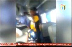¡De Terror! Momento En Que Delincuentes Intentaron Asaltar A Unos Pasajeros Que Se Transportaban Desde Bavaro A Santo Domingo