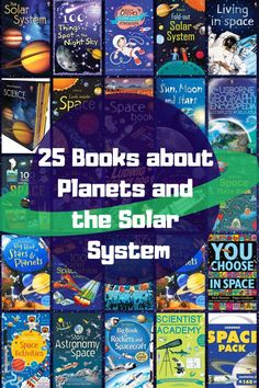 Read and discover more than you thought possible with these 25 amazing books about space for preschoolers. Science Activities, Science Experiments, Science Ideas, Space Activities, Science Fun, Alphabet Activities, Physical Science, Earth Science, Toddler Activities