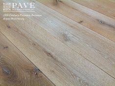 Pavé Tile, Wood & Stone, Inc. > Reclaimed and Aged Engineered Oak Flooring: Provence Ancienne Aged Solid Oak Wood Flooring