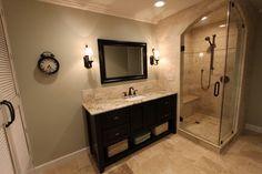 Lawrenceville Master Bathroom traditional bathroom