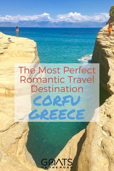 Things To Do In Corfu | Best Beaches In Greece | Where To Stay In Corfu | Best Islands In Greece | Best Restaurants In Corfu | Canal d'Amour | Guide To Corfu | Emerald Isle | Travel Greece | Best Romantic Travel Destinations