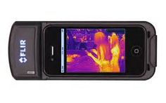 Search Infrared on cell phone cameras. Views 194337.