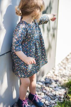 Floral mini #kidsfashion