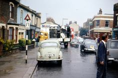 Accident Plumstead High Street (1968)