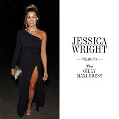 Jessica Wright from TOWIE looking Incredible in Gorgeous Couture