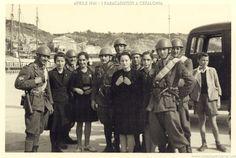 LA FOLGORE A CEFALONIA – 30 APRILE 1941   Congedati Folgore