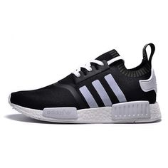 adidas Originals NMD 2016Black/white Mens/Womens sport shoes