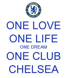 Club Chelsea, Chelsea Fans, Chelsea Football, Deeper Life, Stamford Bridge, Best Club, Soccer Fans, Team Player, World Of Sports