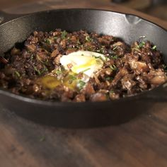 Sisig is massively popular in the Filipines and a very flavorful dish. It uses different parts of the pig and all come together in an amazing stir fry.