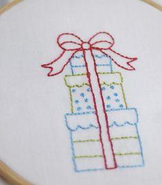 Christmas present stack! by big B, via Flickr