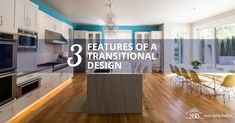 Looking for a sweet spot between the elegance and intimacy of traditional style and the edginess of modern design? A transitional style home may be the perfect balance for you.  What is transitional style?  Transitional homes are classic with a contemporary twist. They combine elements of both traditional