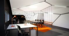 | Barrisol office /showroom [author studio pha]