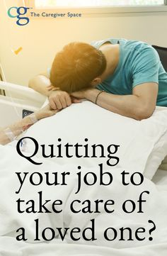 Illness, disability, and age can force you out of the workforce. If you leave your job to care for a family member full-time, here& how to cover the bills. Dementia Awareness, Alzheimer's And Dementia, Caregiver Quotes, Alzheimers Activities, Quitting Job, Social Security Benefits, Health Insurance Coverage, Aging Parents, Elderly Care
