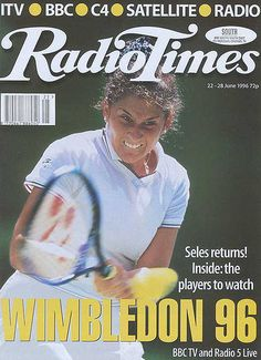Radio Times Cover 1996-06-22