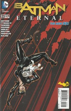 Batman Eternal # 23 DC Comics The New 52!