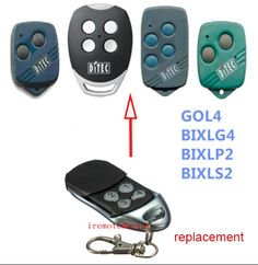 The replace for DITEC garag door remote for Garage Door Remote Control, Garage Door Replacement, Access Control, Garage Doors, Coding, Personalized Items, Free Shipping, Building, Magazine