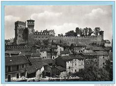 Italien - Pavone Canavese - Scorcio Panoramico e Castello