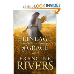Historical fiction- 5 quick reads on the 5 women named in the lineage of Jesus. Their stories are not what you'd imagine God would have in his bloodline. Francine Rivers makes them come to life in this amazing book.