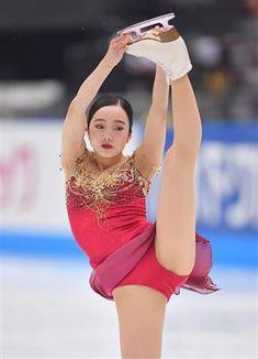 真凜は133・41点で5位 三原は非公認ながら日本歴代最高上回る146・17点/フィギュア #本田真凛 #フィギュアスケート #サンケイスポーツ