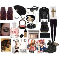 """""""WILD"""" by maiiee on Polyvore"""