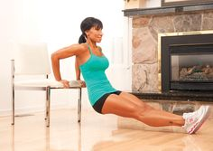 Super Vaidosa Papo Fitness: Tonificando o Músculo do Tchauzinho - Super Vaidosa