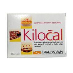 Kilocal Integratore dietetico 20 cpr