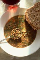 Crockpot LentilSoup