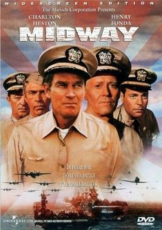 Midway movie poster (1976) poster