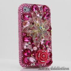 SWAROVSKI Crystal bling case for all phone ...