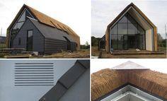 moderne rieten dakbedekking - Google zoeken