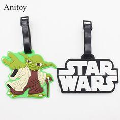 $1.97 (Buy here: https://alitems.com/g/1e8d114494ebda23ff8b16525dc3e8/?i=5&ulp=https%3A%2F%2Fwww.aliexpress.com%2Fitem%2FStar-Wars-Logo-Knight-Master-Yoda-creative-silicone-luggage-tag-pendants-hang-tags-checked-brand-tourist%2F32696325813.html ) Star Wars Logo & Knight Master Yoda creative silicone luggage tag pendants hang tags checked brand tourist products KT2705 for just $1.97