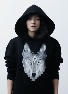 Marcelo Burlon - County of Milan - hoody - FW13/14