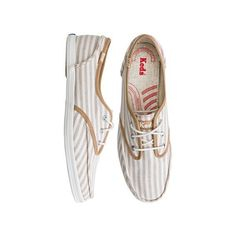 KEDS SKIPPER CANVAS STRIPE SHOE (€41) sold out, and I can't find them anymore. I want them soooooo bad!
