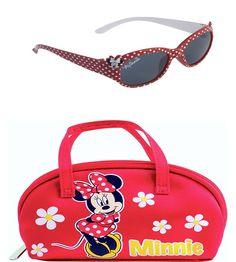bd9227e48e Alfred Franks Disney Minnie Mouse Sunglasses and Glasses Case Set